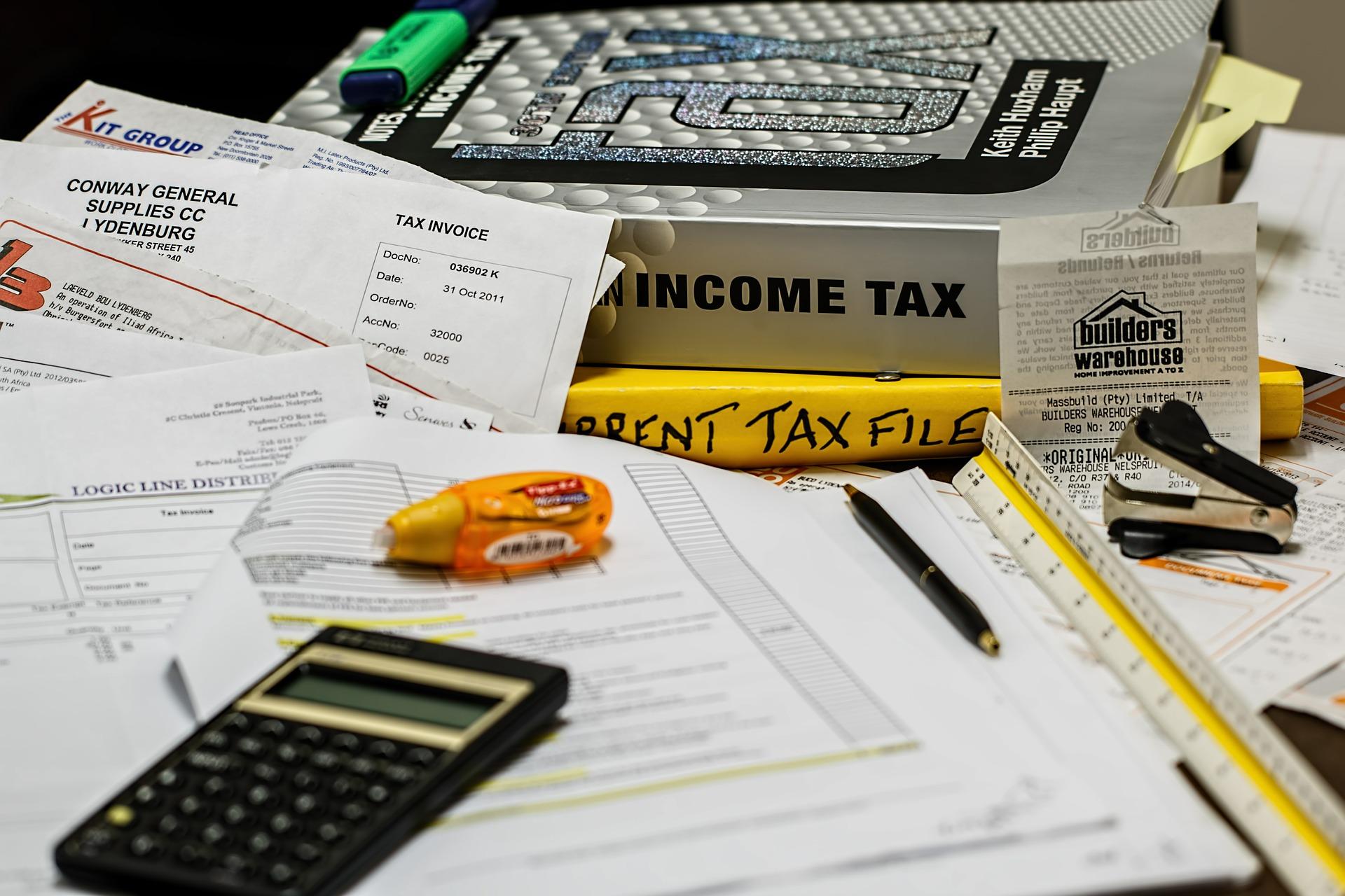 Podatki dochodowe